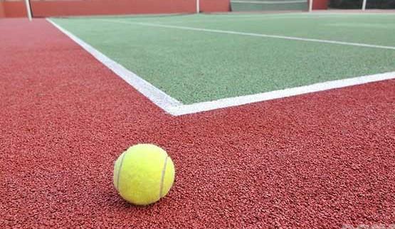 Тенисные корты