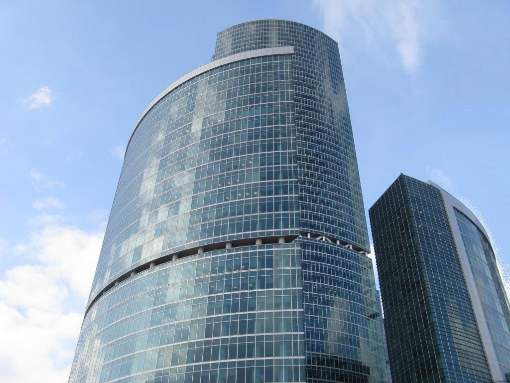 Бизнес-центр в Петербурге