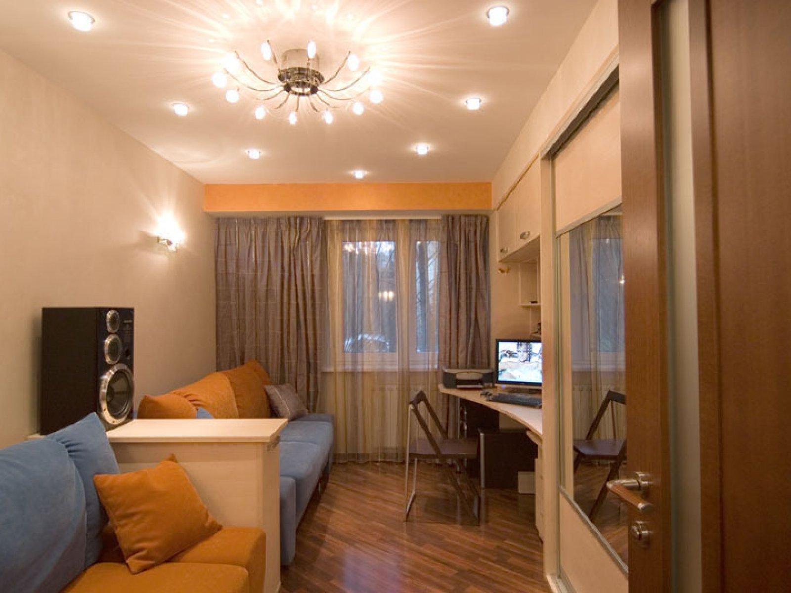 Ремонт дизайн квартир недорогих