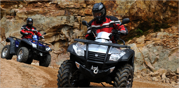 Квадроцикл CFORCE 600 MAX XT