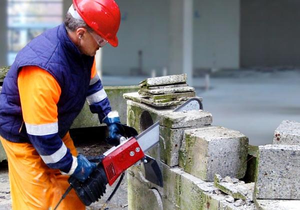 пила по бетону COCCODRILLO 35 от Cardi