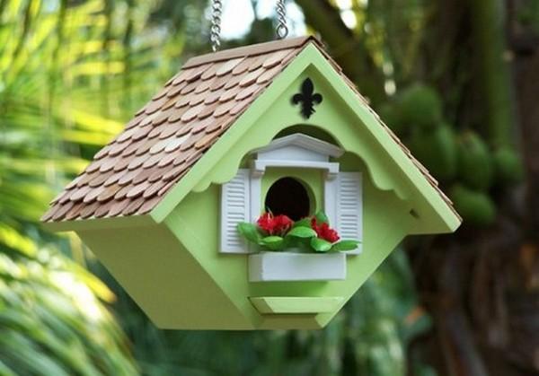 Домик для птиц