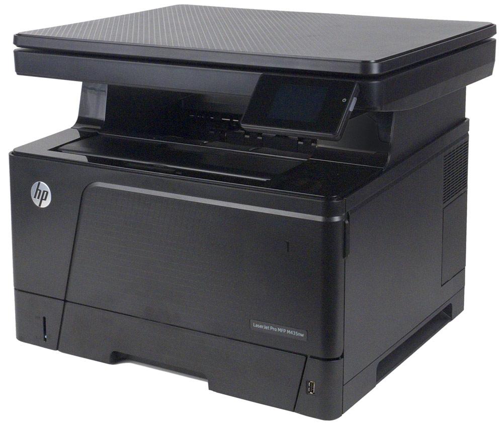 Hewlett-Packard LJPro M435nw