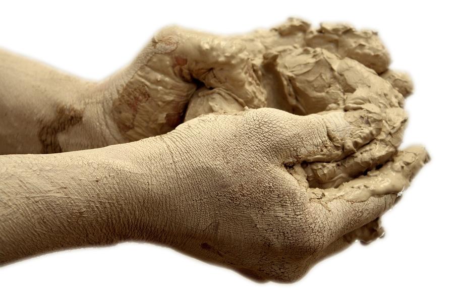 Песок и глина