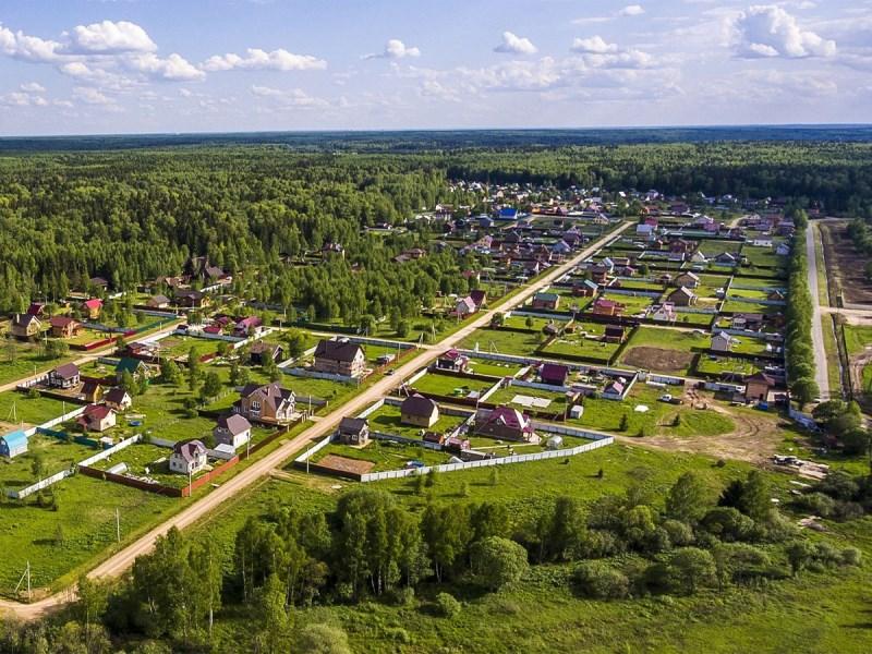 Жизнь в дачном поселке: преимущества и недостатки