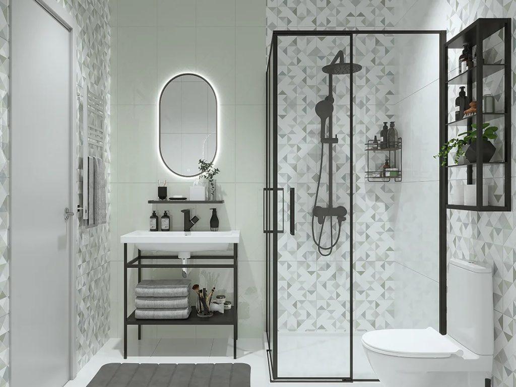Как спроектировать доступную ванную: индивидуальные и стандартные решения