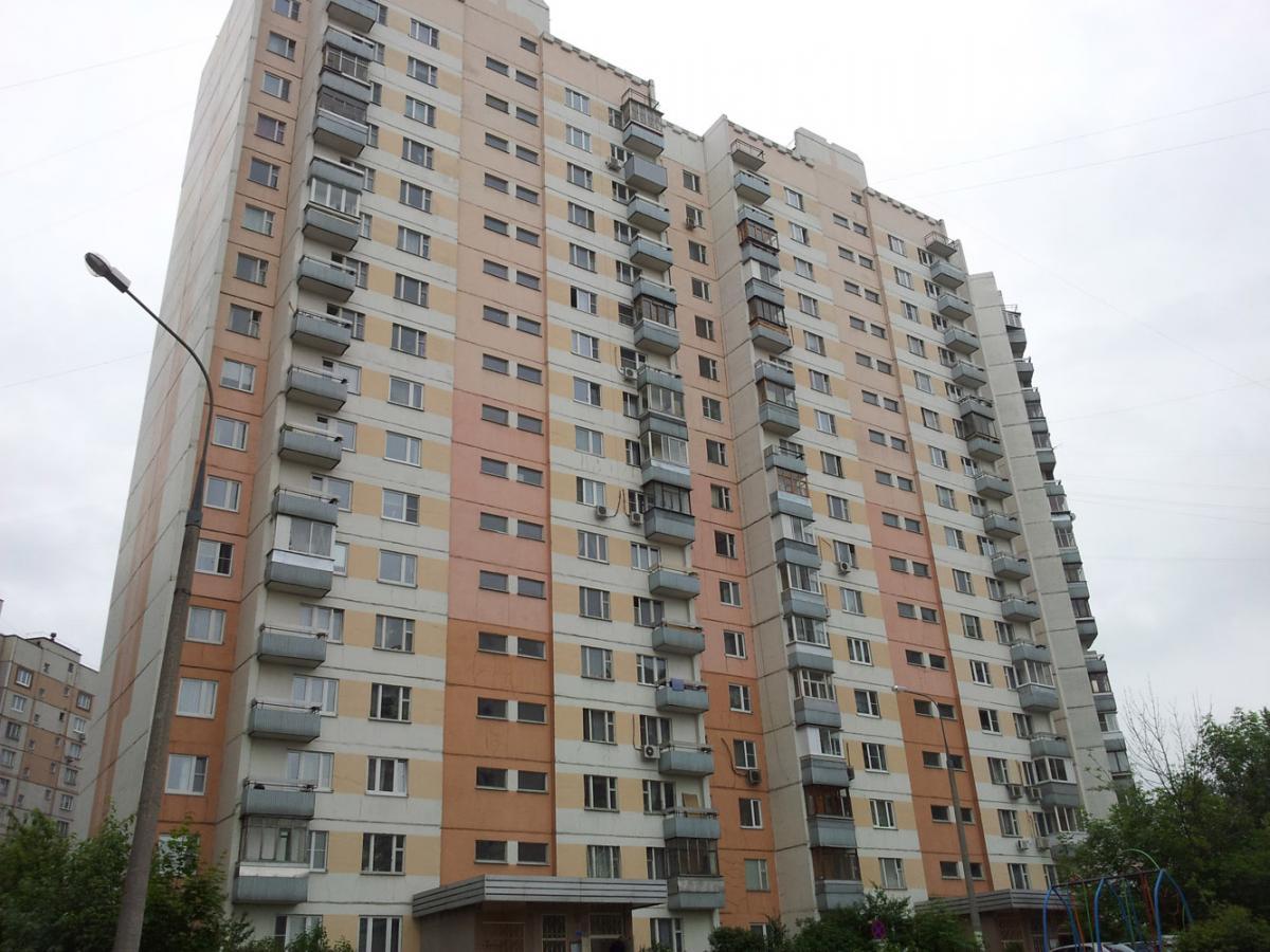 Серия домов