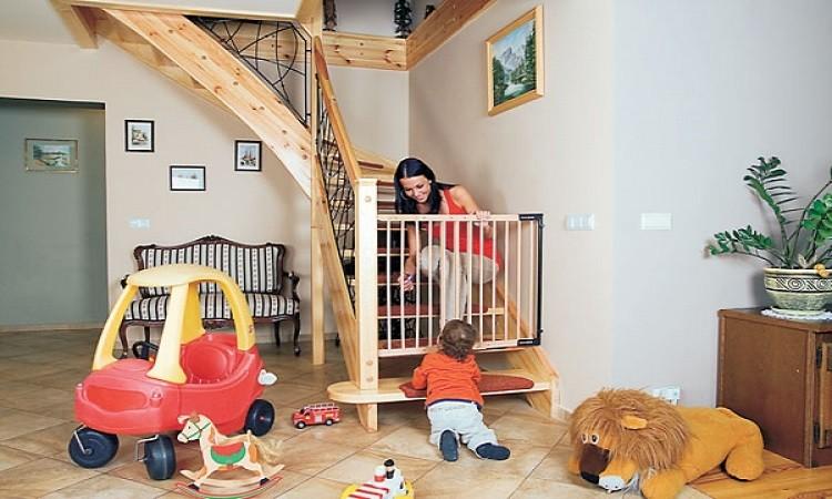 Ворота для лестницы